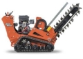 Where to rent TRENCHER DITCH WITCH C16X in Dallas TX