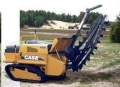 Where to rent TRENCHER CASE TF 300 SIDE BOOM in Dallas TX