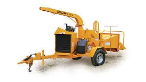 Rent Brush & Wood Chippers
