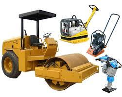 Rent Compaction & Paving Equipment