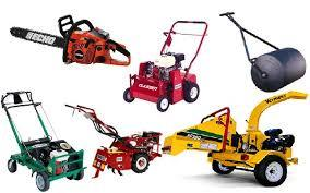 Rent Lawn, Landscape & Tree Equipment